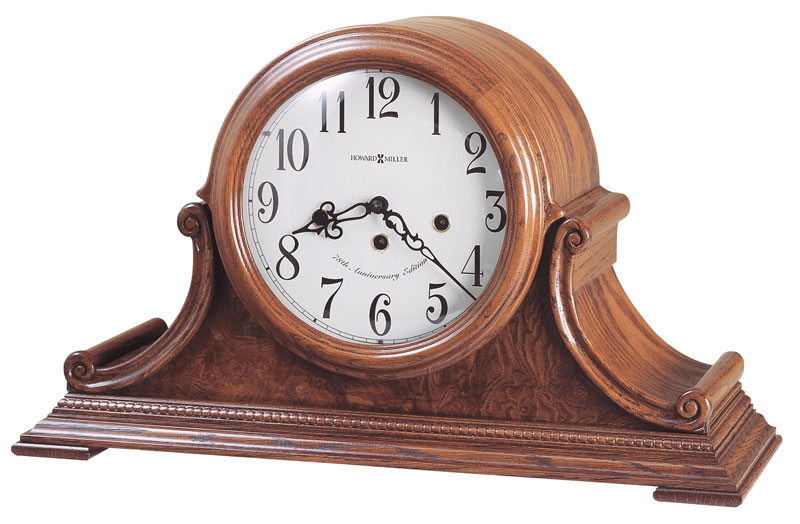 Howard Miller Mantel Clock 4